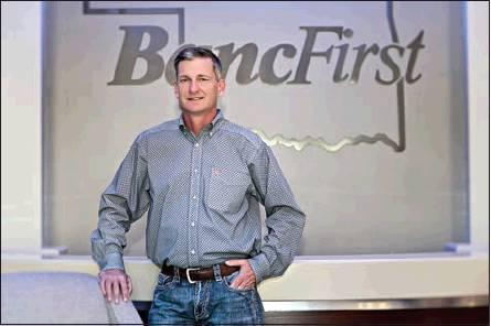 Leadership changes at BancFirst in Chandler